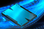 Solid state drive — Stock Photo