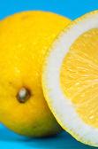 Fresh lemon citrus — Stock Photo