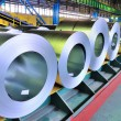 Rolls of steel sheet — Stock Photo #42333359