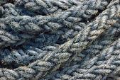 Ship rope background — Stock Photo