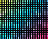 Abstract mosaic neon background_2 — Stock Vector