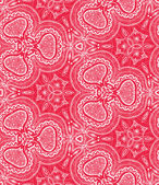 Lace seamless pattern. — Stock Vector