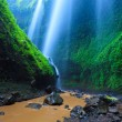 Stock Photo: MadakaripurWaterfall, East Java, Indonesia