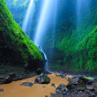 Madakaripura  Waterfall, East Java, Indonesia — Foto de Stock