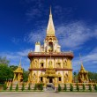 Wat Chalong temple Phuket, Thailand  — Stock Photo #43556127