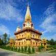 Wat Chalong temple Phuket, Thailand  — Stock Photo #44393467