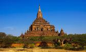 Sulamani temple  Bagan, Myanmar  — Stock Photo