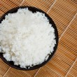Boiled rice - Foto Stock
