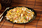 Special fried rice — Stock Photo