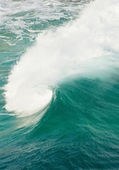 Ocean waves background — Stock Photo