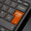 Job search Return Key — Stock Photo #15655103