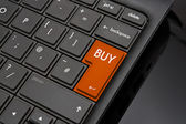 Buy Return Key — Stock Photo