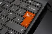 Buy Return Key — Stock Photo