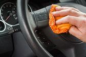 Araba valeting — Stok fotoğraf