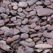 Pebblestones for landscaping — Stock Photo