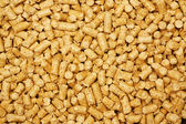 Wood chip bio fuel a renewable alternative source of energy — Stock Photo