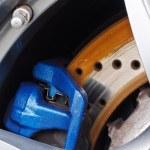 Disc Brakes — Stock Photo #23668159