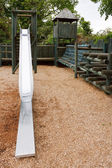 Childs adventure play park — Stock Photo