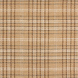 Beige check plaid pattern — Stock Photo