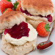 Devonshire Cream Tea — Stock Photo #36225817