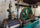 Steam engine Josephine — Stock Photo