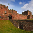 Stock Photo: Carlisle Castle