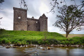 Hermitage Castle — Stock Photo