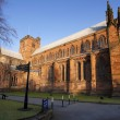 Carlisle Cathedral — Stock Photo #37989851