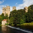Durham Cathedral — Stockfoto