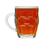Traditional Pint of Beer — Stock Photo