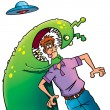 Alien Invasion — Stock Photo