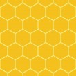 Seamless honeycomb pattern — Stock Vector #46239569