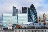 London riverside — Stock Photo