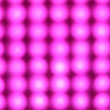 Flashing pink lights — Stock Video