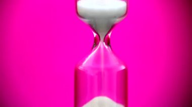 Hourglass-close up — Wideo stockowe
