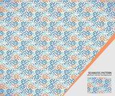 Seamless floral pattern. Vector illustration — Stockvektor