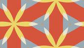 Motif sans soudure géométrique. — Vecteur