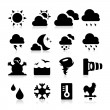 Weather Icons — Stock Vector #20537063