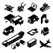 Shipping Icons two — Stock Vector #32870711