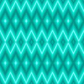 Blue geometric pattern — Stock Vector