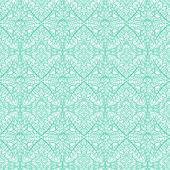 Ornate mint pattern — Stock Vector