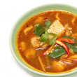 Thai Food Tom Yum sea foot  — Stock Photo