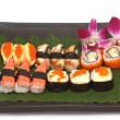 Assorted japanese sushi — Stock Photo #28938969