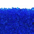 Blue silicgel moisture adsorbing — Stock Photo #28944649