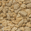 Pumice pebbles ( lightweight volcanic rock ),background — Foto de stock #41160465