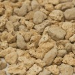 Pumice pebbles ( lightweight volcanic rock ),background — Stockfoto #41160465