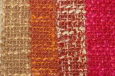 Multi tone of wool fabric texture for sample background. — Stock fotografie