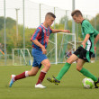Kaposvar - Videoton under 18 soccer game - Stock Photo