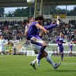 Kaposvar - Ujpest soccer game — Stock Photo #13164267