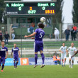 Kaposvar - Ujpest soccer game — Stock Photo #13164739